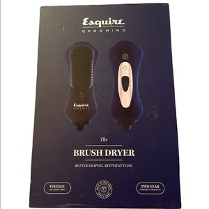 Esquire Grooming The Brush Dryer